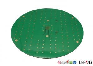 China 4 Layers Immersion Gold Remote Control Pcb Board FR - 4 Base Material ISO Approval on sale
