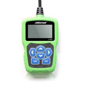 China OBDSTAR F109 Suzuki Pin Code Calculator Programming Auto Keys and Mileage Correction supplier