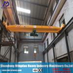 LB Model High Grade Explosion Proof Type Single Girder Overhead Bridge Crane with CD1 MD1 Electric Hoist