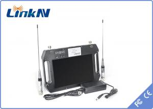 China H.264 1080P Portable Video Receiver MIMO Dual Antenna Diversity Reception -106dBm Sensitivity on sale