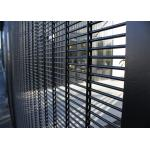 Anti Climb And Anti Cut Fence Security Airport Prison Barbed Wire Fence-Clearvu