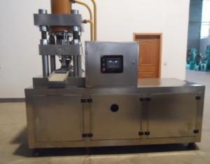 China Hydraulic Tablet Press Machine,Animal Lick Salt Block Ceramic Bath Bombs Bath Fizzer Press Machine on sale