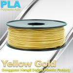 Stable  Performance 1.75mm PLA 3D Printer Filament Temperature 200°C  - 250°C