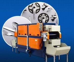 China Professional deburring polishing chamfer precision grinding equipment Automatic line magnetic polishing machine on sale