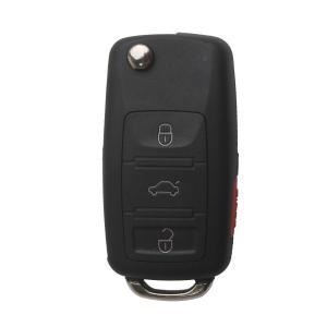 China Remote Key Shell (3+1) Button For VW Touareg 5pcs/lot on sale