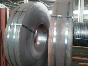 China SAE1006 / SAE1008 / A36 HRC Hot Rolled Steel Strips / ASTM Hot Rolling Steel Coil 5 - 20mm Thickness on sale