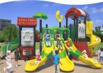 Professional Public Park Playground Equipment For Children / Outdoor Play Structures