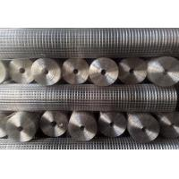 Transport Mining Metal Grid Fence , Hot Dips Galvanizing Wire Cloth