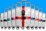 TSA 319 Lockable Suitcase Straps / TSA Strap Lock Free Sample Available