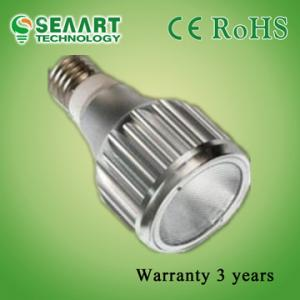 China Constant Current Power Supply Energy Saving PAR20-7W Silver Patent LED Spot Lamps on sale