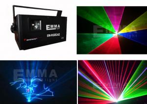 China Home Laser Light Show Equipment Rgb Laser Light Red Blue Green on sale
