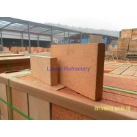 China Hot Metal Mixer Ladle Fire Clay Brick Low Porosity High Strength on sale