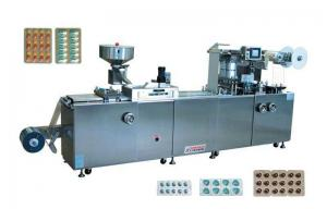 China Flat Plate Aluminum Plastic Blister Packaging Equipment High Speed Automatic DPH-260 on sale