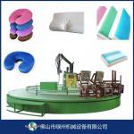 LZ-907/803 series Slow rebound pu pillow memory foam sponge machine