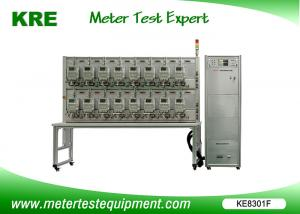 China 120A Meter Test System , IEC Standard Calibration Test Bench  For 3P4W 3P3W  300V on sale