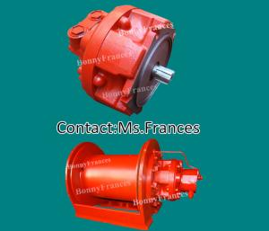 China GM radial piston hydraulic motor for winch on sale