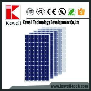 China A Grade 275W Monocrystalline Solar Panels High quality 275W mono solar modules stock on sale
