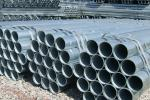 High Strength Hot Galvanized Steel Pipe , 2 Inch OD Galvanized Pipe