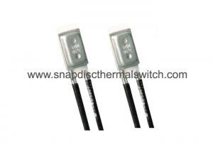 China Fast Reaction Thermal Protection Switch Dual Sensing Thermal Protector Fuse on sale