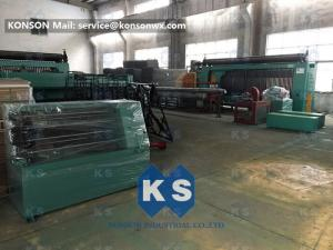 China High Efficiency Hexagonal Wire Netting Machine Automatic PVC Coating Line on sale