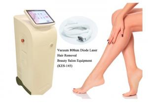 China Strong Energy / Ice Cooling Diode Laser Hair Removal Machine 600W With Small Handle on sale