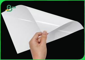 China 115gr 128gr 157gr C2S Art Paper For Business Card Two Side Glossy 700 * 1000mm on sale