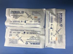 China Pet Mink / Pig Injectable Microchips , Global unique ID Code Electronic Tag , For The Lost And Found Mangement on sale