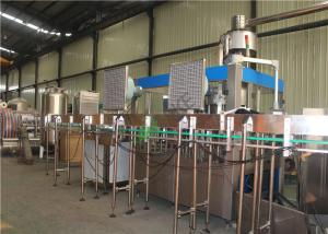 China Automated Mineral RO Water Bottling Plant 3 Gallon 5 Gallon Water Stable Operation on sale