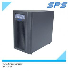 China C6k 6kVA/4.8kw Uninterruptible Power System Online High Frequency No Break standard UPS on sale