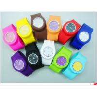 2014  Hot Sell Fashionable Pat Pat Watch Silicone Sport Watch