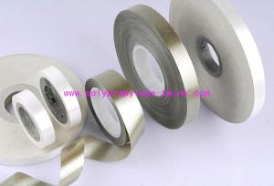 China High Flexible Mica Insulation Cable Wrapping Tape , Acid Proof Fireproof Tape on sale