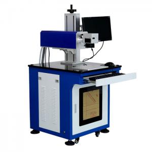 Quality 355nm Laser Wavelength UV Laser Marking Machine High Beam Pointing Stability for sale