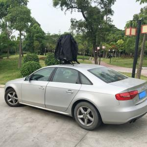 China Melody Automatic car Umbrella 3.6m*2.2m  2017 New products Car Cover Car Tent on sale