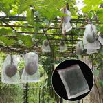 Waterproof Easy Grow Fruit Cover Net For Vegetables Wristband And Insect Birds