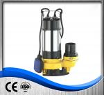 Low Pressure Electric Submersible Water Pump Customized Color Stainless Steel