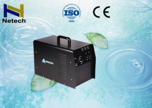 China 110V / planta de agua de consumición de la purificación del agua del generador del ozono de la descarga de corona 60Hz O3 on sale