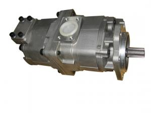 China Komatsu Wheel Loader Gear Pump on sale