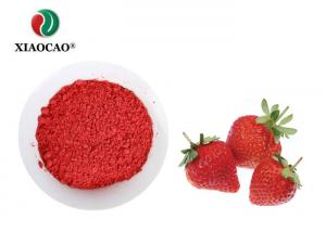 China Organic Freeze Dried Powder Food Grade Strawberry Flavour Enhance Immune Function on sale
