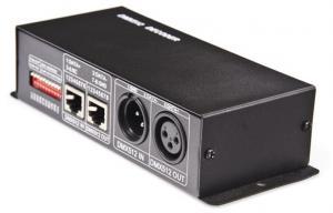 China DMX RGB LED Controller DC12V - DC24V 3 Channal 4 Amp LED Decoder on sale