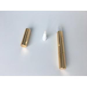 Quality Slim Gold Aluminum Empty Twist Pen 2ml For Face Moisturizer Container for sale