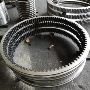 China SH400-1 excavator slewing ring gear bearing (1546*1262*145mm)for Sumitomo SH400-1 excavator on sale