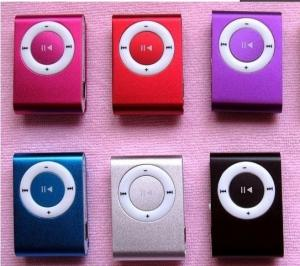 China Colourful Cute Portable USB Music Player Custom MP3 Card , CE on sale