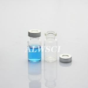 China 10ml crimp  headspace vial on sale