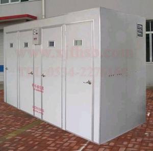 China CFA Full-automatic Incubator on sale