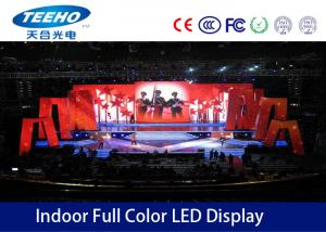 China 1R1G1B Full Color Indoor SMD LED Display Screen P5 For Hotel , 16 × 16 , 1 / 8 Scan on sale