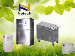 China Beverage Production 4 Ppm Water Ozone Machine Water Purification Equipment on sale