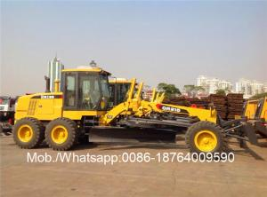 China GR215 215HP 16500kg Mini Motor Graders Tractor Road Ripper Xcmg on sale