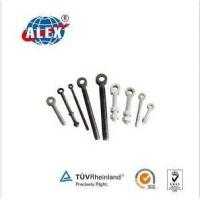 Eye Bolts with Nut Set for Special Fastener System