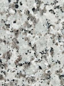 China Decorative Granite Stone Tiles / White Galaxy Granite Floor Tiles on sale