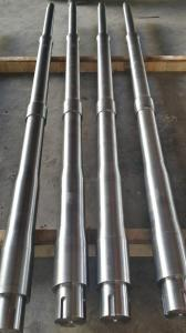 China UNS S32550/A182-F61 Forged Forging Stainless Steel Pump Shafts(1.4507,Ferralium 255) on sale